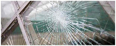 Dollis Hill Smashed Glass